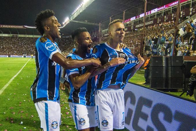 Grêmio x Lanús – Libertadores 2017