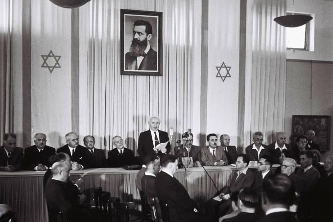 Independência de Israel
