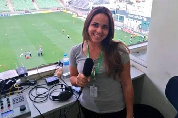 Isabelly Morais, da Rádio Inconfidência