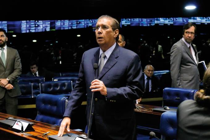 SPC – Jader Barbalho, no Senado: agora, sua empresa pena para obter financiamento