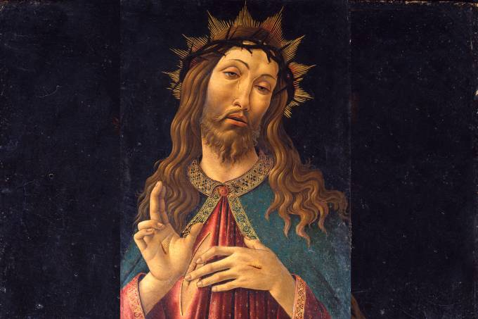 Jesus de Botticelli