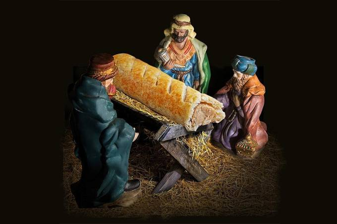Jesus – Salsicha
