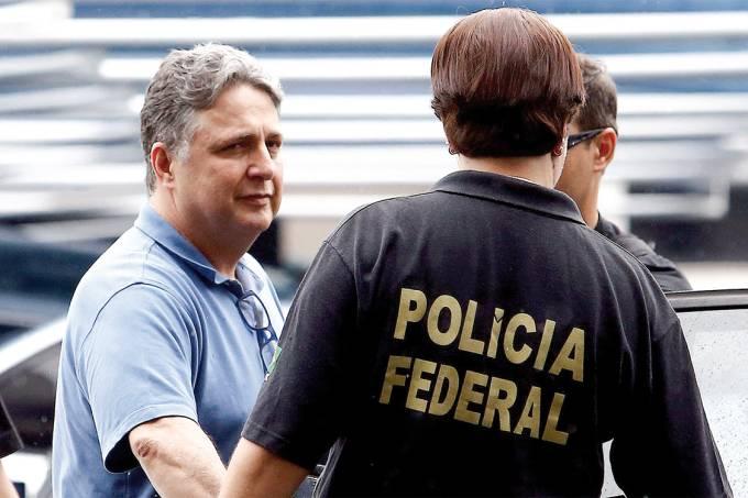 O ex-governador do Rio de Janeiro, Anthony Garotinho