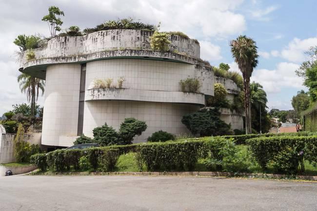 Leilão de mansão retomada no Morumbi, bairro da zona sul de São Paulo