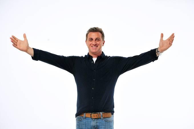 Luciano Huck, apresentador