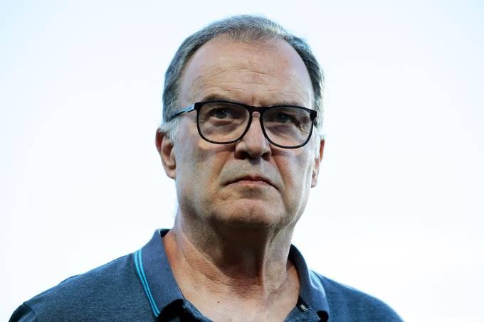 Marcelo Bielsa, técnico do Lille