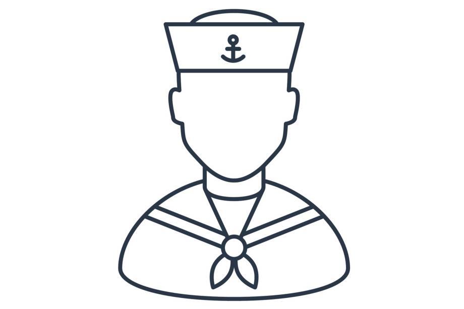 """O cabo principal Cristian David Ibáñez faz parte da equipe de radar do submarino. Seus irmãos dizem que têm vivido com """"muita dor e angústia"""" a espera pelo resgate"""