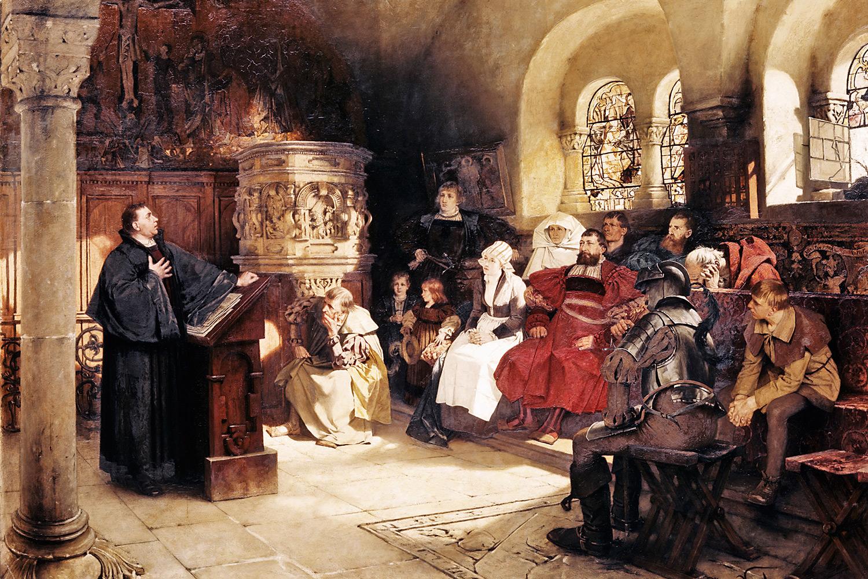O legado de Lutero | VEJA