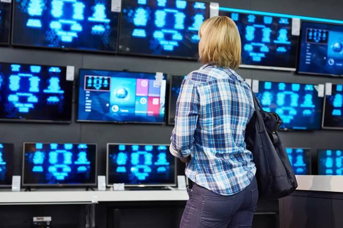 Oferta de televisão