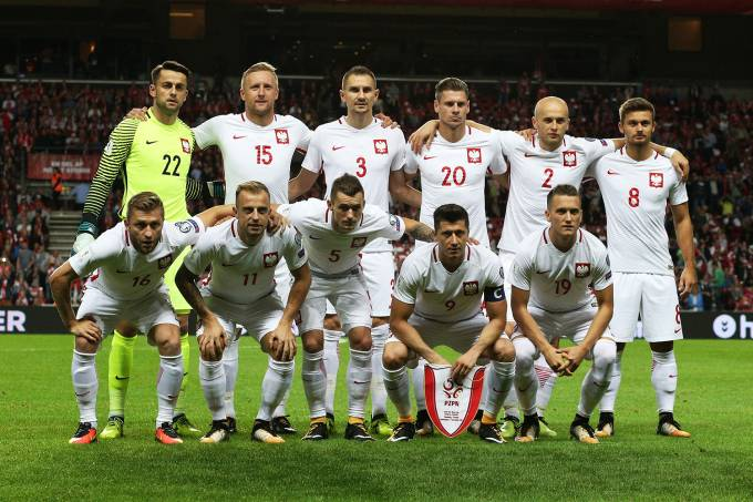 Seleção da Polônia