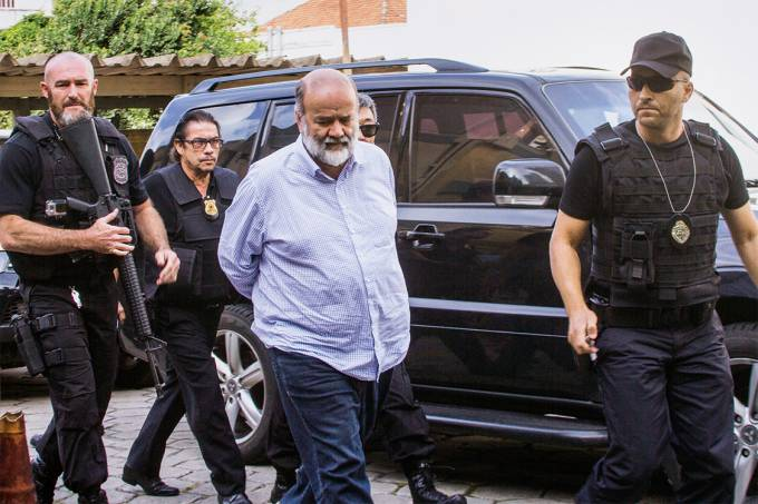 Moch – O ex-tesoureiro do PT foi condenado por corrupção passiva