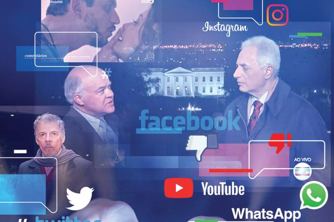 O poder fulminante das redes sociais