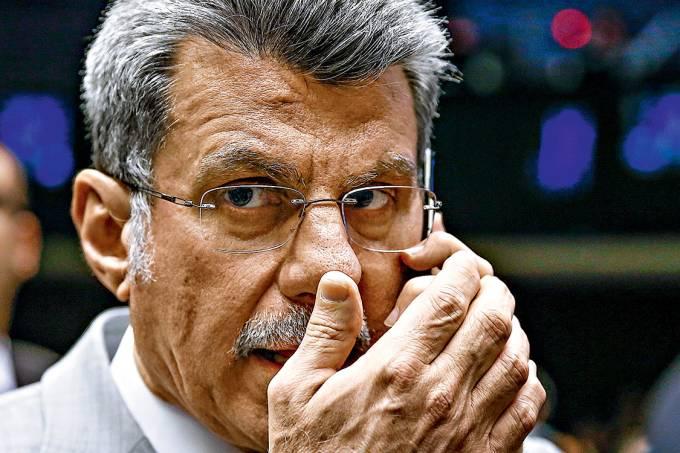 Alguma surpresa? – O senador Romero Jucá: denunciado por receber 5 milhões de reais de propina