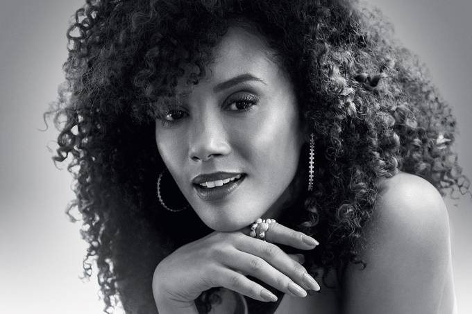 """A atriz – """"Aqui o termo afrodescendente nunca pegou"""""""