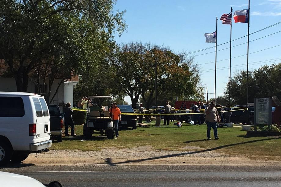 Tiroteio em igreja no Texas deixa ao menos 20 mortos - 05/11/2017