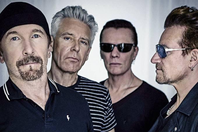 Disco – U2: no seu melhor trabalho em mais de dez anos, a banda irlandesa revive o rock rasgado e grandiloquente que fez sua fama
