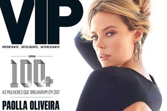 Paolla Oilveira é eleita a mulher mais sexy do mundo pela 'VIP'