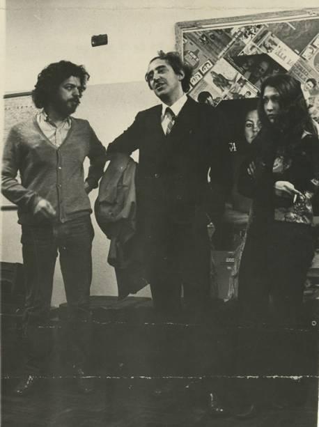 """José Celso Martinez Corrêa, diretor de """"Galileu Galilei"""" - 06/11/1970"""