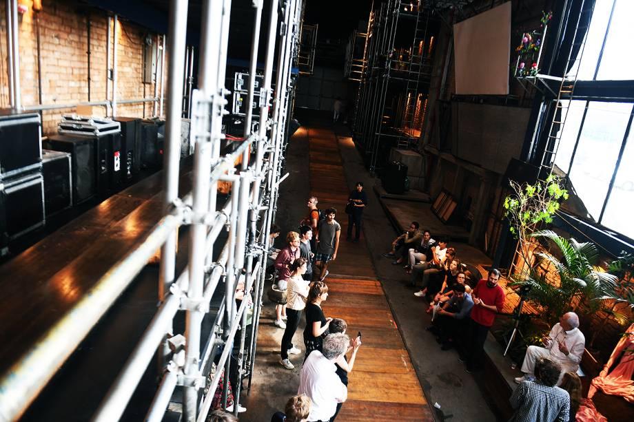 Teatro Oficina em São Paulo