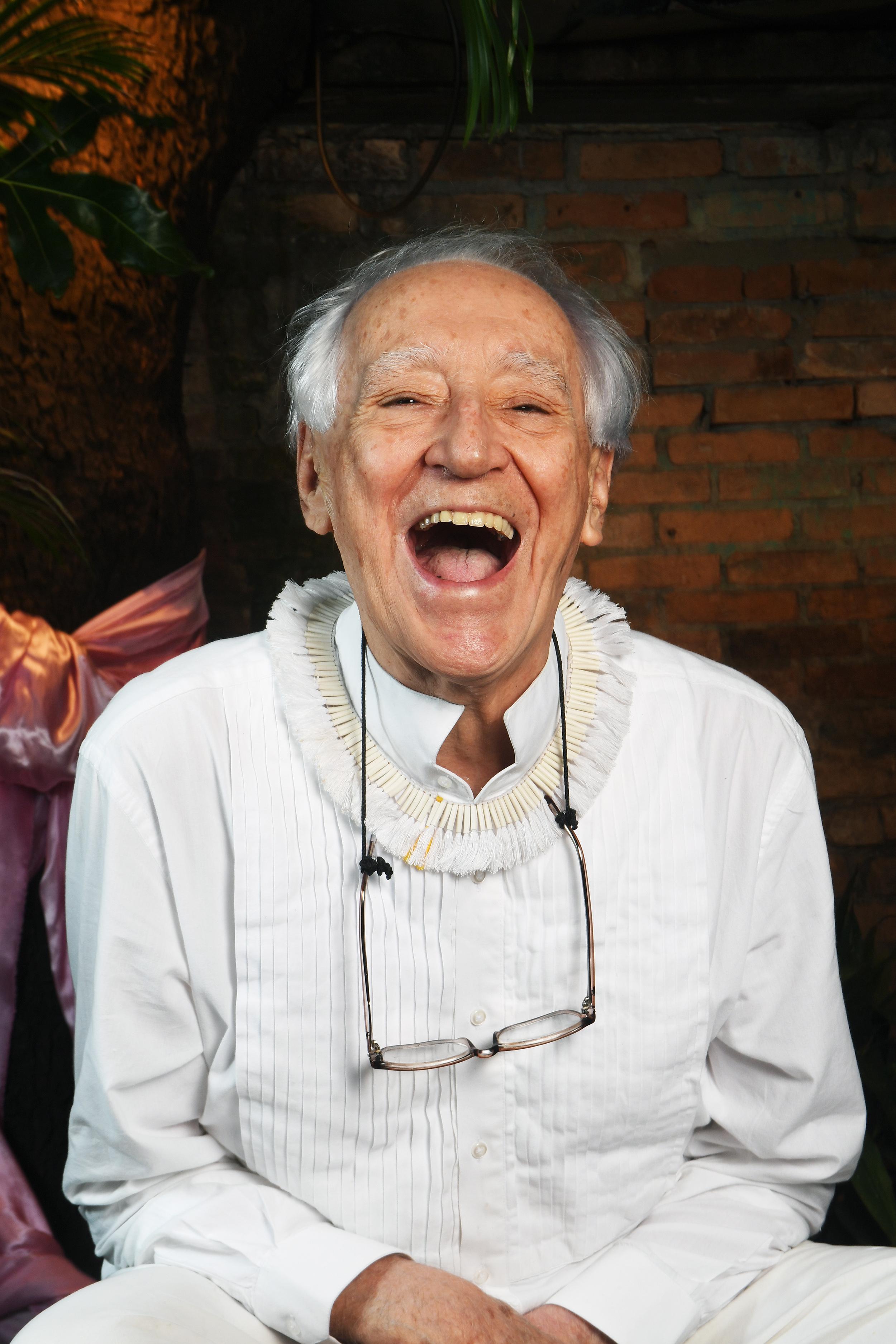 O dramaturgo Zé Celso, diretor do Teatro Oficina, em entrevista exclusiva ao site de VEJA
