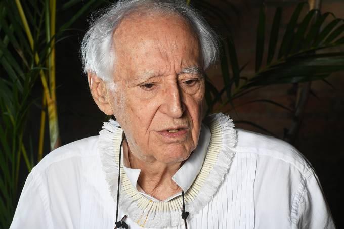 O dramaturgo Zé Celso, diretor do Teatro Oficina