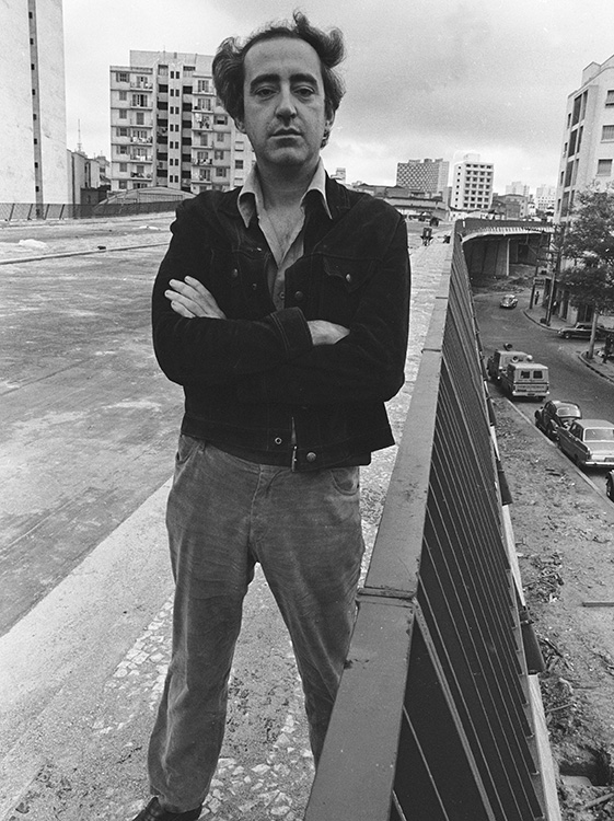 Zé Celso Martinez Corrêa, ator e diretor teatral – 01/01/1970