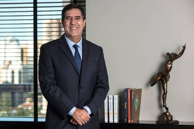 Luiz Gastão, presidente da Fecomercio-CE
