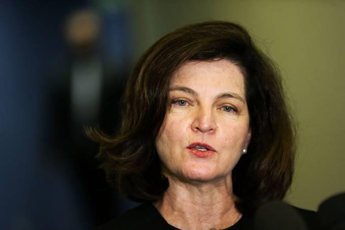 A procuradora-geral da República, Raquel Dodge-20171204-0002