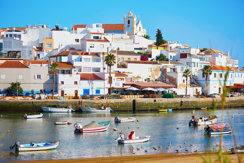 Ferragudo, Portugal