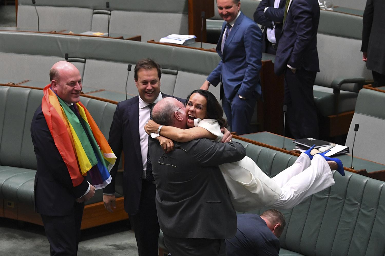 O Parlamento australiano