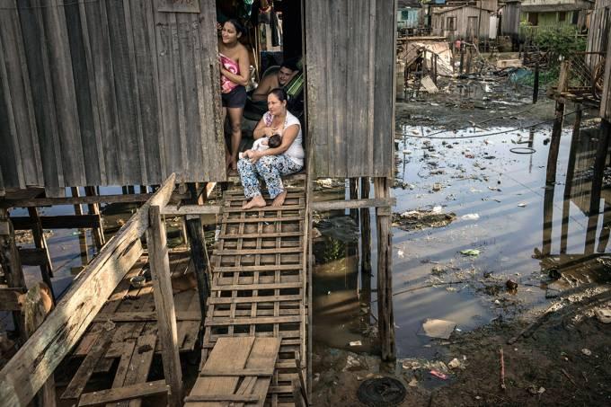 Atraso – Se o Brasil erradicasse essa carência de água e esgoto tratado, haveria menos 700000 internações e menos 2000 mortes no país