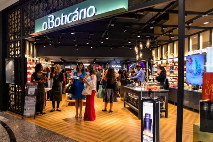 Nova loja do Boticário no BarraShopping, no Rio de Janeiro