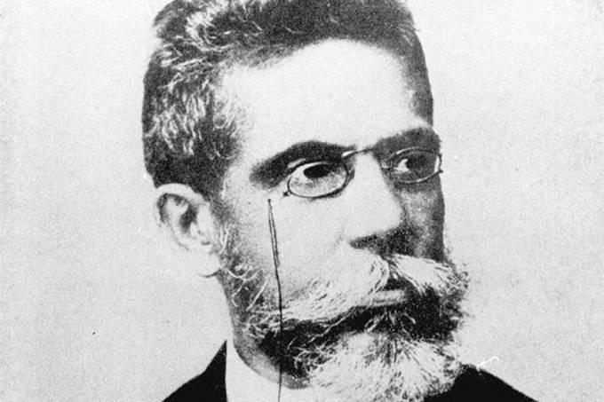 Escritor Machado de Assis
