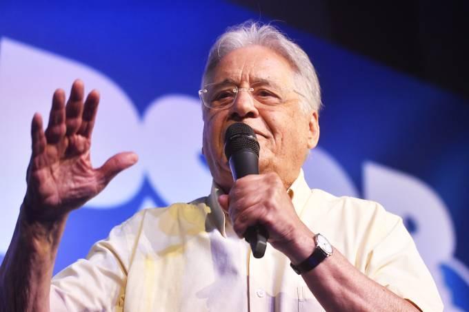 Convenção PSDB – Fernando Henrique Cardoso