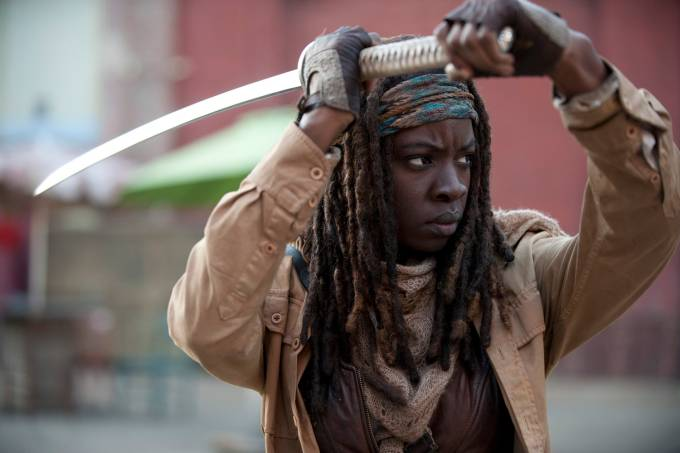 danai-gurira-season-4-walking-dead-michonne