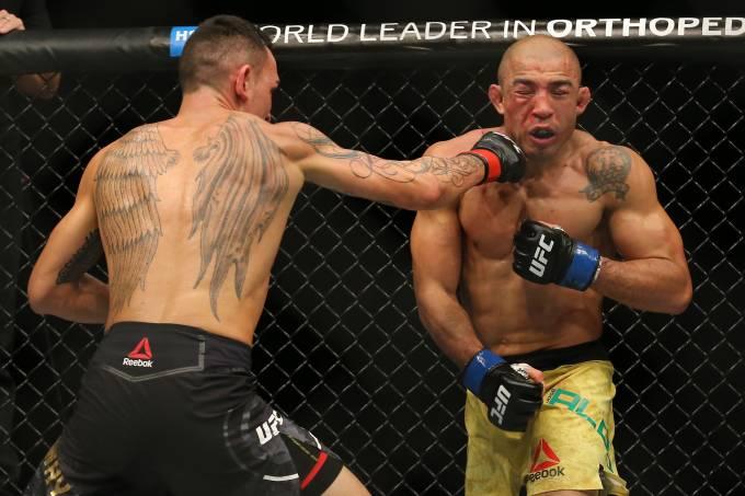 UFC 218: Holloway x Aldo