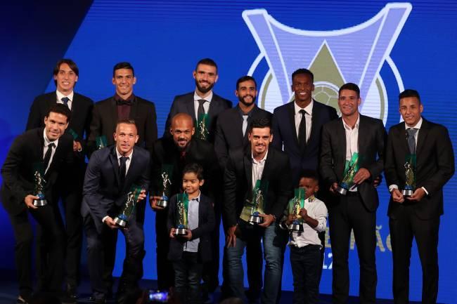 Seleção dos Melhores do Brasileirão 2017