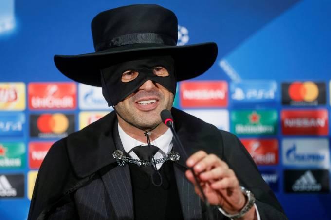 Paulo Fonseca, técnico do Manchester City