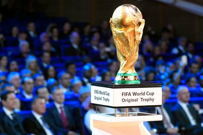 Sorteio dos grupos da Copa do Mundo 2018