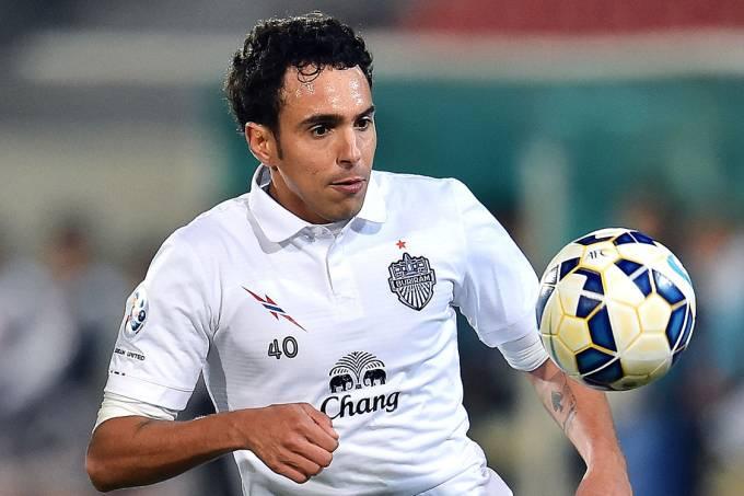 Jogador Diogo, do Buriram United