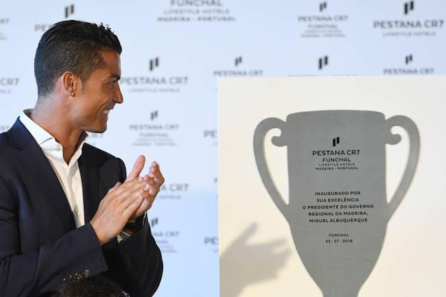 Cristiano Ronaldo expande sua marca de hotéis e inaugura Pestana CR7 em Funchal, Portugal