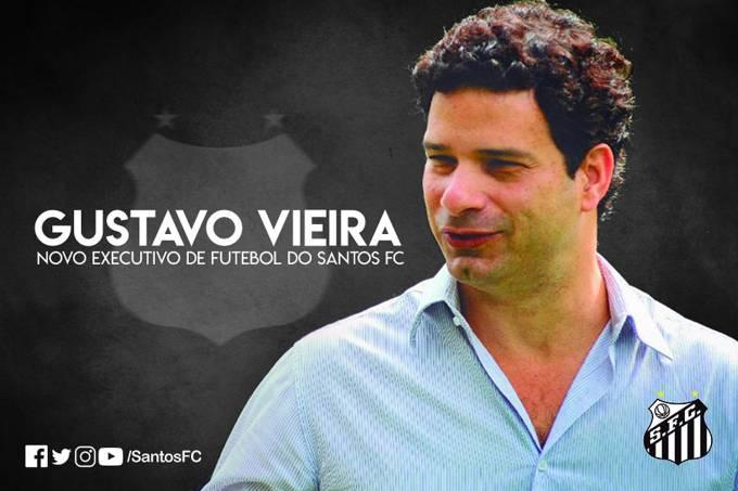 Gustavo Vieira no Santos