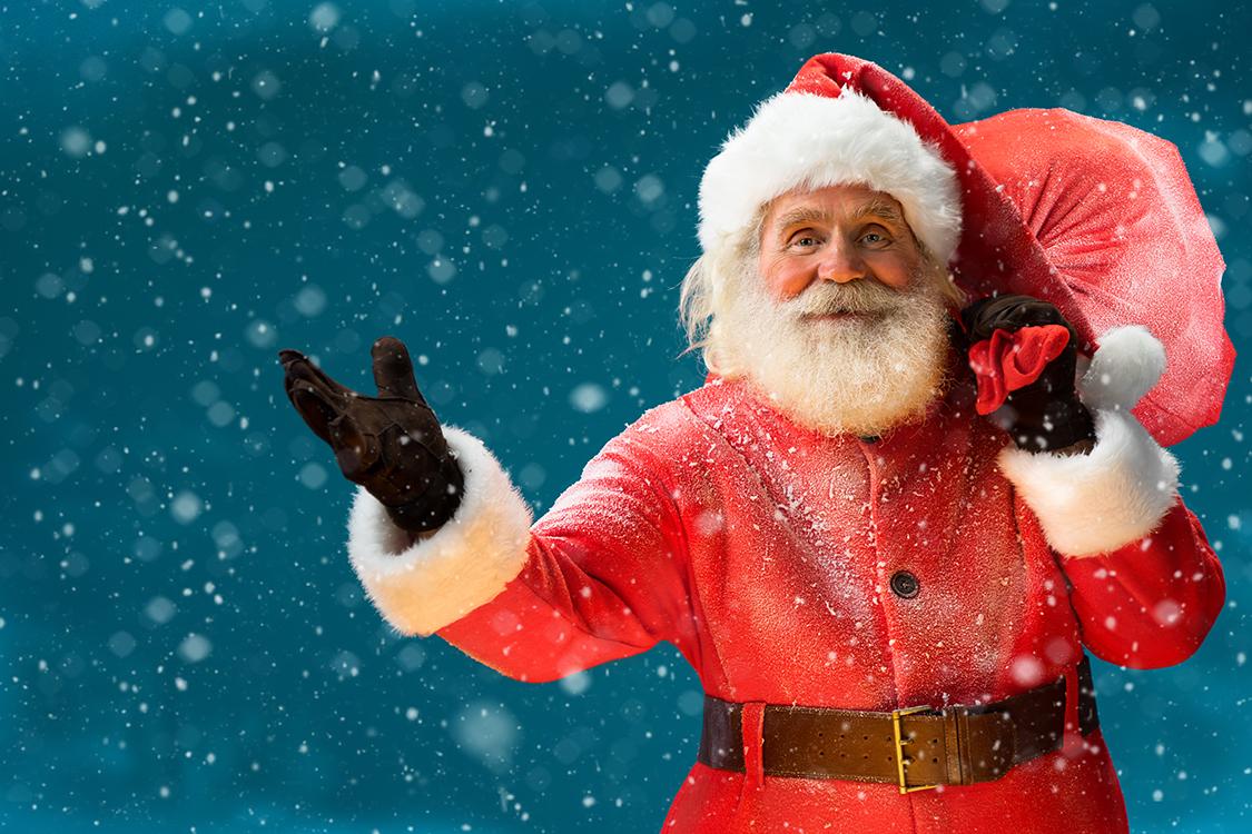 Papai Noel, um ícone cultural nascido no século IV | VEJA