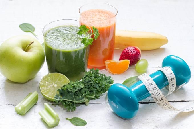 Vitaminas para exercícios físicos