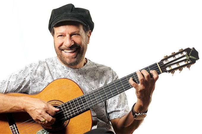 João Bosco, cantor.