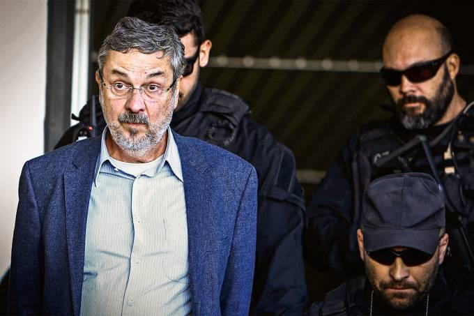 Delação – Palocci: preso há catorze meses, ele quer revelar crimes cometidos antes, durante e depois do governo Lula