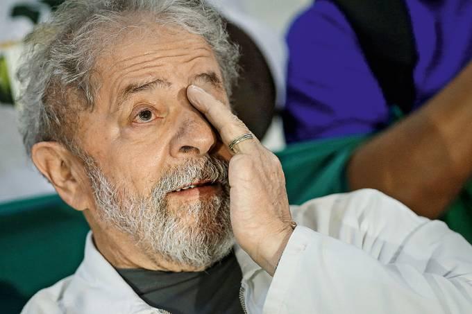 Nas barras da justiça – O ex-presidente Lula: o tribunal que o julgará tem sido mais rígido do que Curitiba