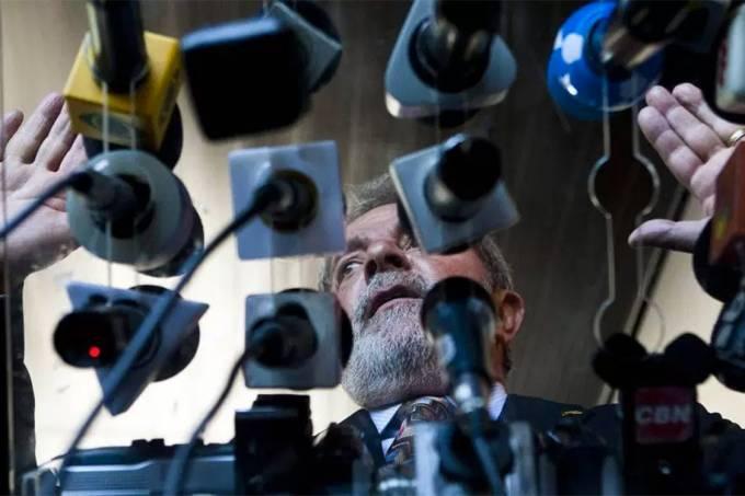 O presidente Luiz Inácio Lula da Silva, durante a premiação Personalidade da Infraestrutura 2009 que ocorreu em São Paulo
