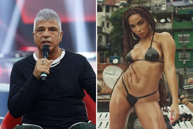 Lulu Santos e Anitta