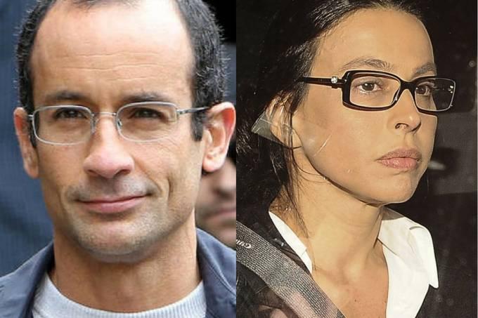 O ex-presidente da Odebrecht Marcelo Odebrecht e a ex-primeira dama do Rio de Janeiro Adriana Ancelmo deixaram os presídios em que estavam, nesta terça-feira, para cumprir prisão domiciliar.